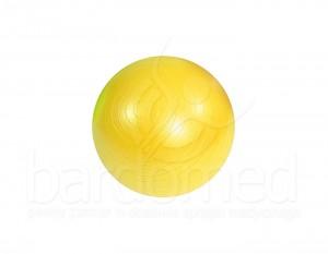 Piłka gimnastyczna 45 cm żółta