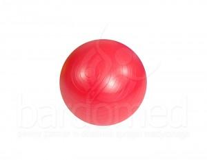 Piłka do rehabilitacji czerwona 55 cm