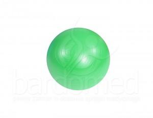 Piłka gimnastyczna zielona 65 cm