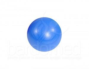 Piłka rehabilitacyjna niebieska 75 cm